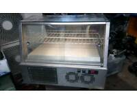 Commercial cake display chiller fully working with guaranty in good condition