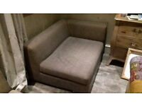 TWO Brown / Tan CORNER COUCHES (MATCHING PAIR!!!) Cheap!