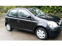 Toyota yaris 1.3 diesel 5door only 65000 genuine mileage only 30 road tax chip insurance
