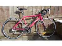 Road bike BTwin Triban 3 (size 48)