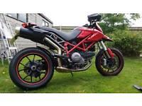 Ducati Hypermotard 796 2010 only 2357 miles!!