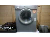 Silver White Knight 3kg Table top Vented Tumble Drier for sale