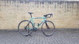 Bianchi 1885 Alu-Carbon road bike size 57cm