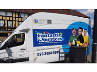 Removals / Man and Van / Furniture Delivery by Fantastic Services in Twickenham and all over London