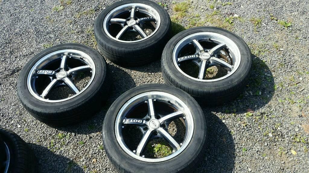 5x114.3 alloy wheels mazda lexus honda dodge mitsubishi