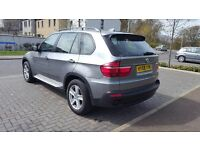 STUNNING BMW X5 NEW SHAPE FACELIFT 1 OWNER MOTORWAY MILES FSH LONG MOT