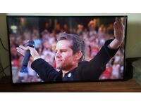 Panasonic 55 Inch 4K Ultra HD Smart LED TV With Freeview HD (Model TX-55DX650)!!!