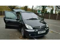 Citroen Xsara Picasso 2005 Exclusive Diesel Manual 2.0 HDI lovely cared for car