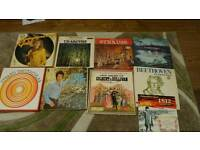 Selection of Vintage Records