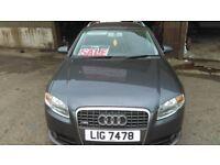 Audi A4 Avant S line Estate TDI £1600