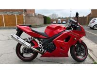 Triumph daytona 600cc 54plate £2495