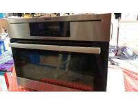 AEG combi microwave and oven KM84032021M