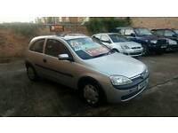 2001 Vauxhall Corsa 1.0 Low Mileage - 28 Days Warranty