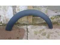 Mini wheel arch trim moulding R56 PASSENGER SIDE REAR