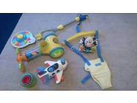 Baby/Toddler Toys/Bouncer