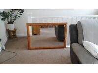 Pine mirror for sale