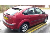 FORD FOCUS 2006 PETROL MANUAL 1.6S FULL YEAR MOT EXCELENT CONDITION
