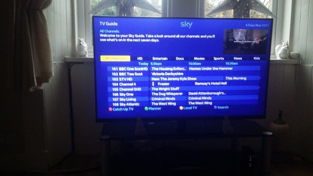 QUANTEC 55 INCH TV