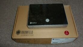 Raumfeld Connector 2.1 Audio Streamer/ Network Audio Player