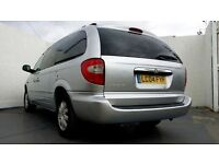 Chrysler │ Grand Voyager │ 2.8 CRD │ Leather │ Automatic│ Electric Doors │ 7 Seater MPV