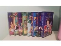 Disney Classics x 8 VHS