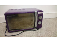 Russell Hobbs Microwave for sale
