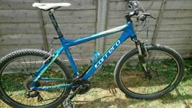 "CARRERA VALOUR( 27.5"" WHEEL) MOUNTAIN BIKE"