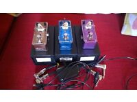 Guitar effects pedals fx