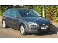 FORD FOCUS STUDIO 1.4 PETROL 2005 55REG 65K MILES NEW MOT & SERVICE LOW MILEAGE PRICED TO SELL