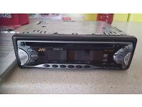 Jvc car cd player with manual