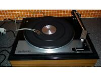 Garrard SP25 MkIV - Full Working Order - VGC - c/w Optional Wooden Plinth and Dust Cover