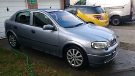 Vauxhall Astra Elegance 2.2 Petrol Automatic 2003 - **Top of the Range**