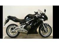 Kawasaki er6f 650cc