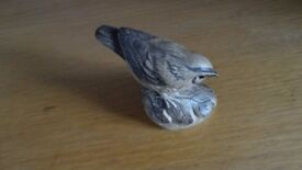 Ceramic Warbler Ornament