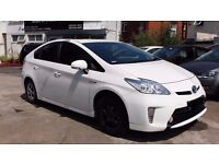 Toyota Prius 15 plate ,low mileage,warrated mileage ,Toyota service plan have 3 stamps ,