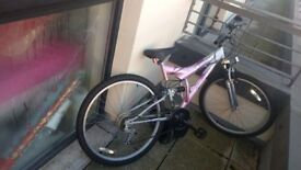 Bike 26 inch in good condition, new tyres