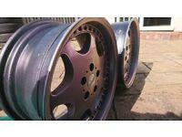 17 inch alloy wheels deep dish, 5x114.3 lexus,nissan,mazda,honda £420