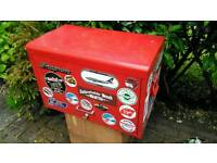 Snap on tool chest box