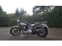 Harley Davidson Lowrider 1450cc