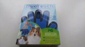 JML True Touch Five Finger Deshedding Glove BRAND NEW BOXED UNOPENED