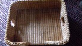 Cane Dog Bed