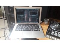 Full DJ set up - Mac, Traktor Kontrol S2, speakers, all items available separately