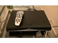 SKY Box Plus HD with Remote
