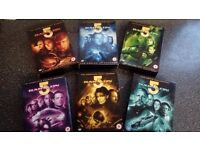 Babylon 5 complete collection (seasons 1-5)