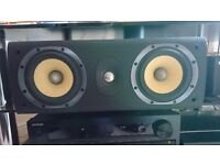 Bowers and Wilkins LCR60 S3 CENTRE SPEAKER