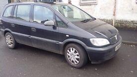 Vauxhall zaffera