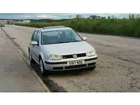 Low mileage 61800milesGOLF.Great first Car