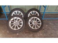 """16"""" Audi A3 Alloy Wheels Full Set"""