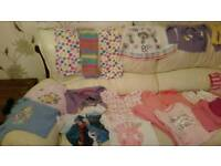 Girls Clothing 3-4 sleepwear