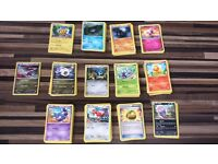 Pokemon cards bundle of 100